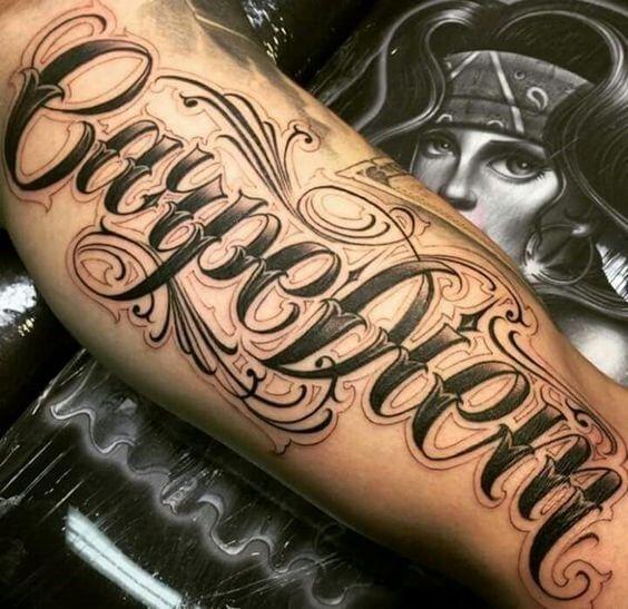 Tattoo Font Ideas 15 Tattoo Lettering Styles Tattoo Font
