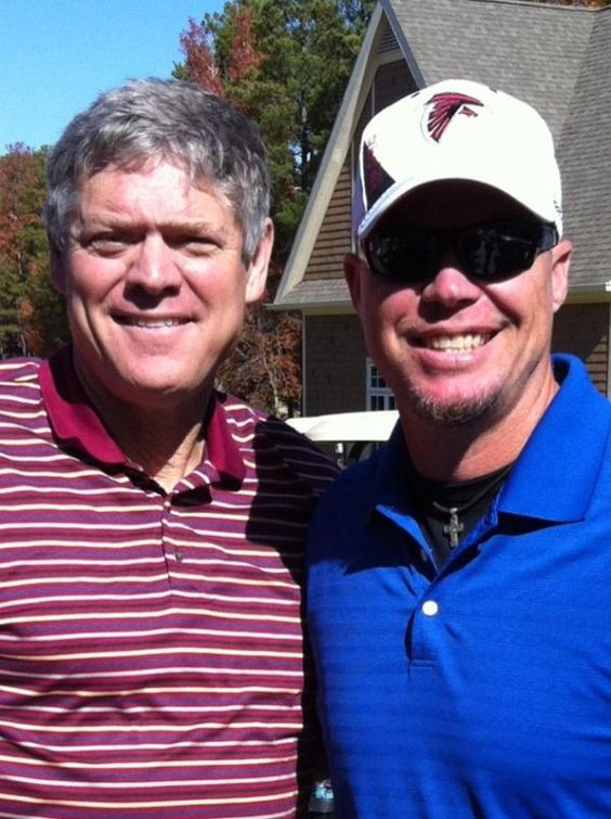 Dale Murphy and Larry Wayne Jr.    Forgive them. It's hard for them to pay attention to anyone else when they're sharing stories about their 3 MVP awards, 852 home runs, 4,726 hits, 2,827 RBI and 876 doubles.