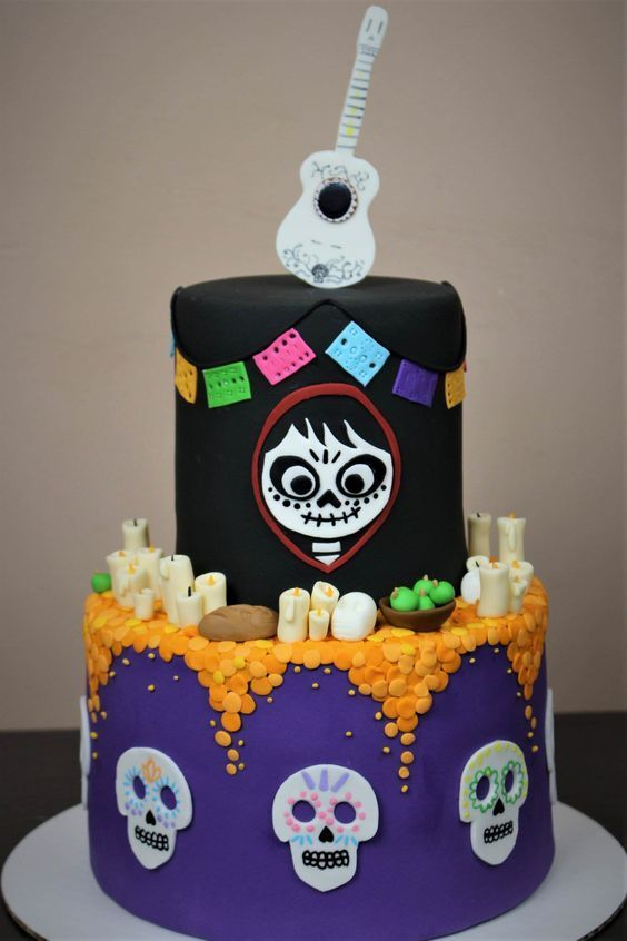 Fiesta Temática De Coco Disney Decoracion Para Cumpleaños