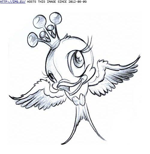 Phx New School Bird Tattoo - Bing images