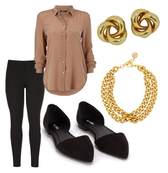 """Casual day at work"" by shawna-rene-brown on Polyvore"