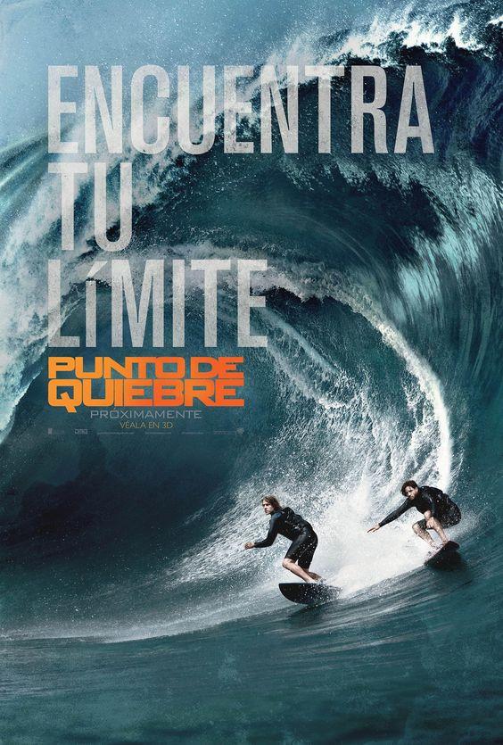 CINEMA unickShak: PUNTO DE QUIEBRE - cine MÉXICO Estreno: 08 de Enero 2016: