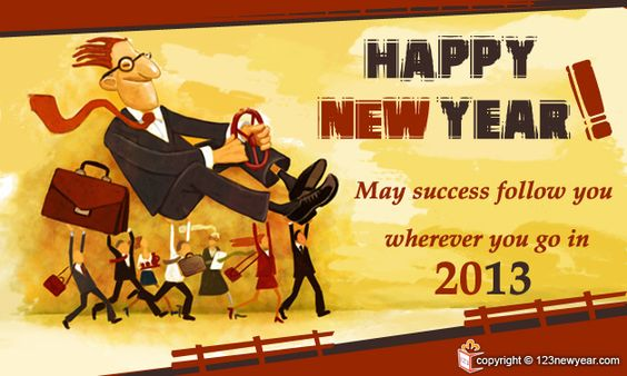 Business New Year Cards: 2014 Success, Heartfelt Greetings, New Year Cards, Year Greeting, Greeting Cards, Valentines Cards, 123Newyear Com