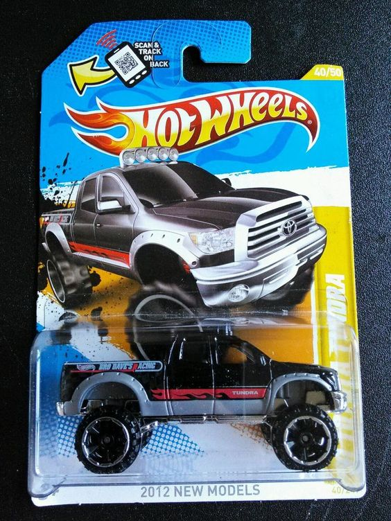 2012 hot wheels new models 4050 10 toyota tundra 2010 quad cab lifted in toys hobbies ebay - Hot Wheels Cars 2012