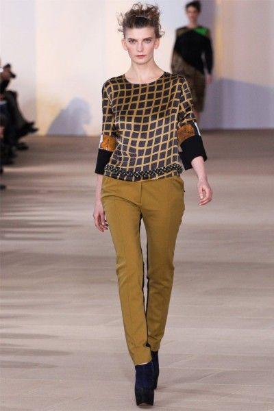 Preen Fall 2012 | New York Fashion Week