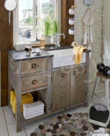 Lee&lewis kitchen keukenkast dennehout olm en natuurstenen witte ...