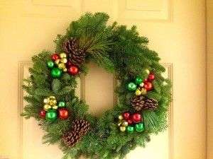 Bring in the Magic of the Season with Christmas Forest's Beautiful Wreaths – #Giveaway