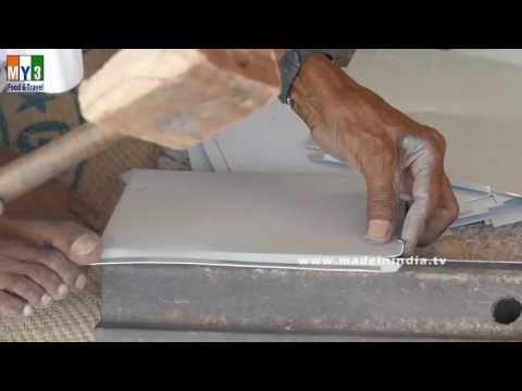 Making Aluminium Box From Aluminium Sheet Making Videos Madeinindia Youtube Diy Box Aluminium Sheet Aluminium
