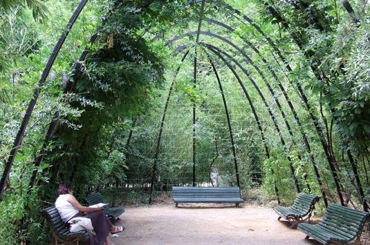 Jardins del palau de pedralbes beautiful gardens - Jardins del palau ...