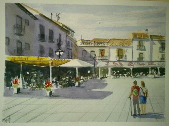 Plaza del Barco de Ávila