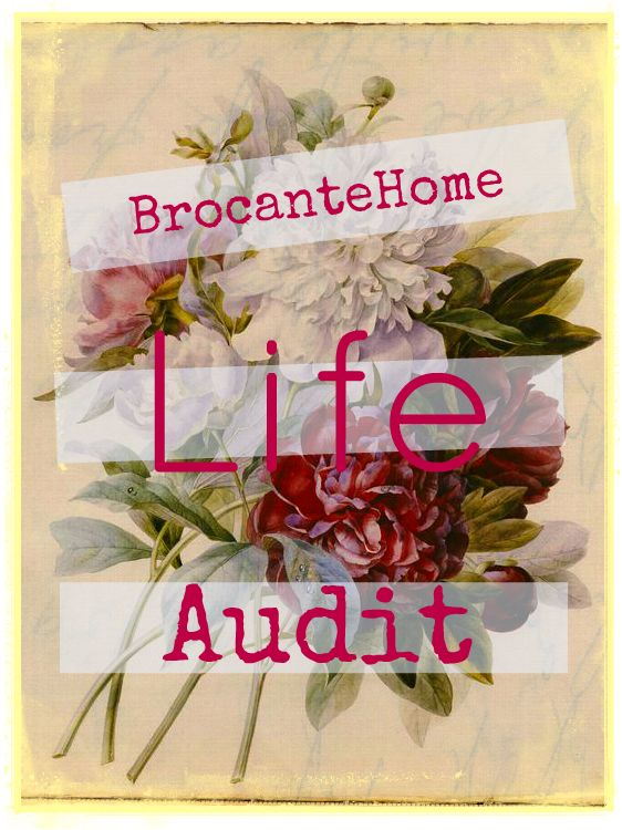BrocanteHome Life Audit