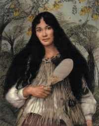 This is my Great Grandmother Wetekia Ruruku — FamilySearch.org