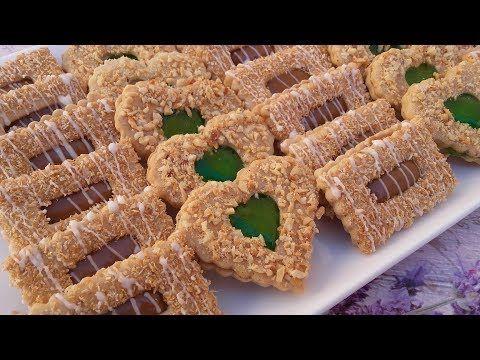 حلويات العيد صابلي اكثر من رائع ومذاق لايقاوم وبعجينة هشة وناجحة Youtube Rice Krispie Treat Krispie Treats Desserts