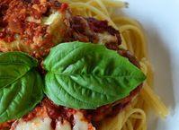 Skillet Eggplant Parmesan   Pasta   Pinterest   Skillets, Eggplant ...