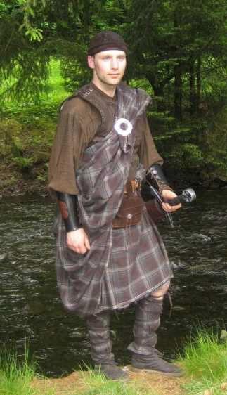Group of free Celts :: Styleguide der Saorsa