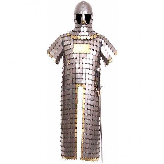 Cataphract Armour