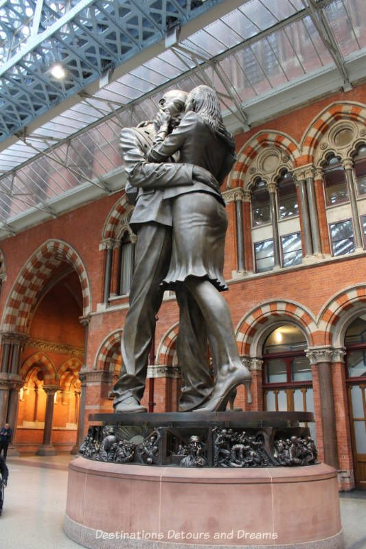 How To Get From London Victoria To St Pancras
