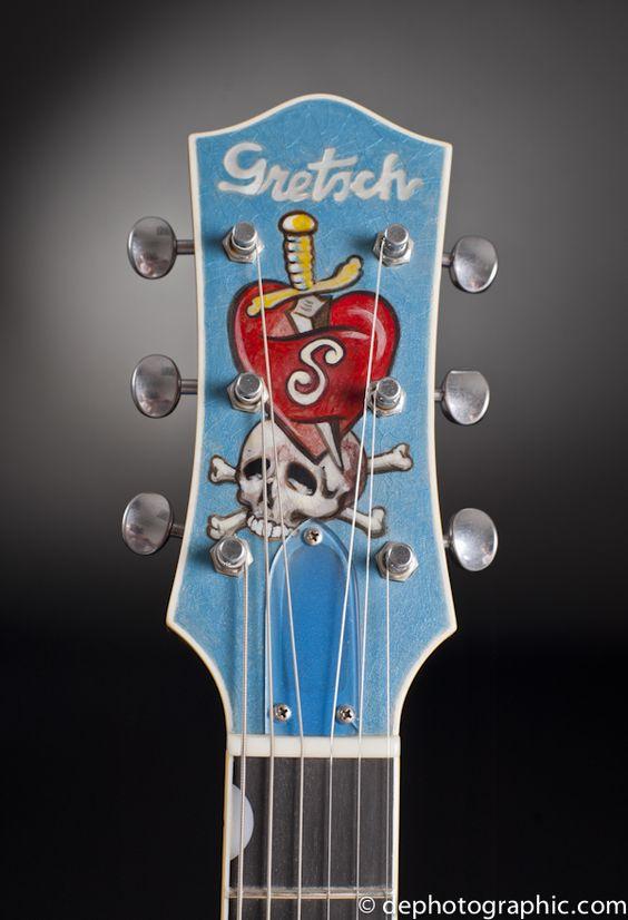 Custom Shop Gretsch Guitar
