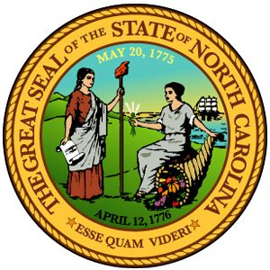 nc state seal coloring pages - photo#27