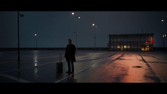 The Ghost Writer, directed by Roman Polanski, cinematography by Paweł Edelman.