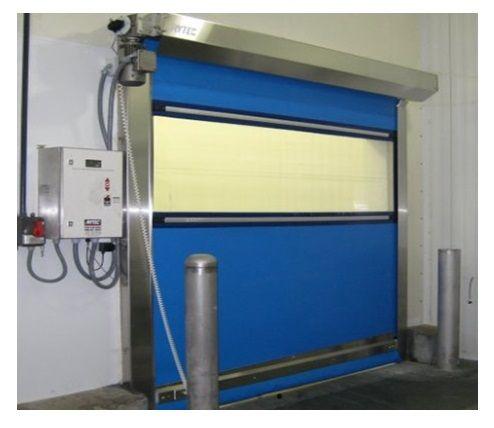 Rytec Cr5000 Clean Roll Door In 2020 Door Design Spanish Interior Design Spanish Interior