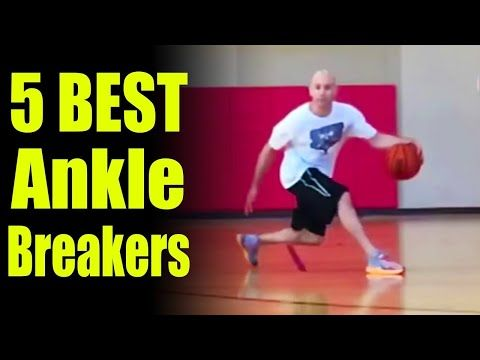 How To Break Ankles Top 5 Crossovers Basketball Moves Ankle Breakers Sick Handles Youtube Basketball Moves Basketball Workouts Basketball Skills