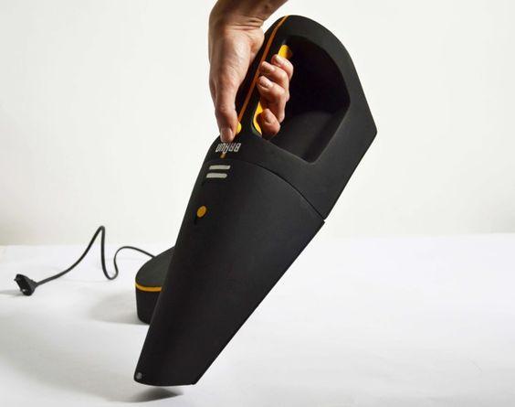 braun 39 s car vacuum cleaner on behance built in vacuum pinterest vacuums cars and behance. Black Bedroom Furniture Sets. Home Design Ideas