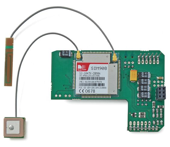Where is my car? Realtime GPS GPRS Tracking of Vehicles using Arduino
