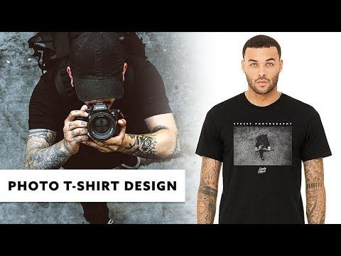 Download Turn Your Photo Into A Shirt Design Prepare It For Screen Printing Photoshop Tutorial Youtub Photoshop Tutorial Shirt Designs Photoshop Tutorials Youtube