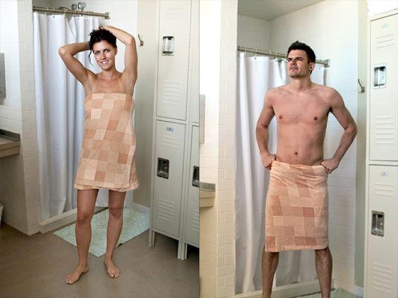 Censorship Towel.