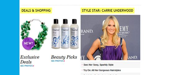 """JGOOD featured on People.com's """"Exclusive Deals"""" http://bit.ly/xnHxqo"""