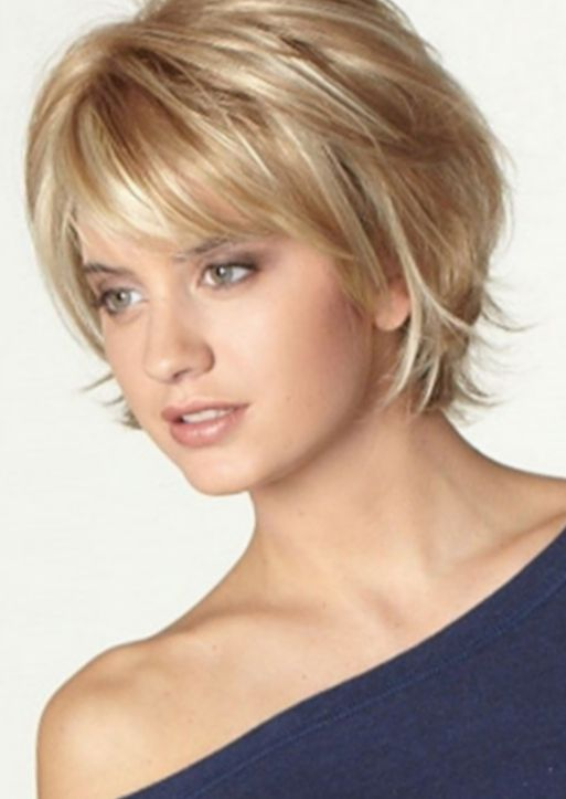 14 Hairstyles For Medium Length Hair With Layers Short Haircuts In 2020 Cute Hairstyles For Short Hair Thick Hair Styles Short Hair Styles