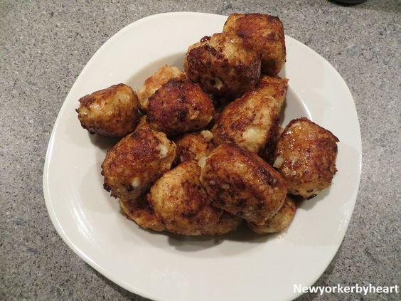 Stegte kyllingedeller