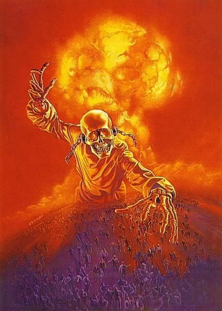 80s Megadeth - Ed Repka