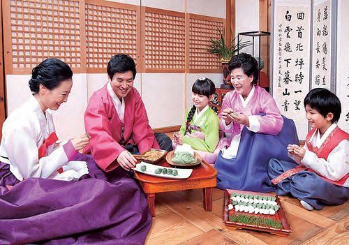 Costumbres coreanas
