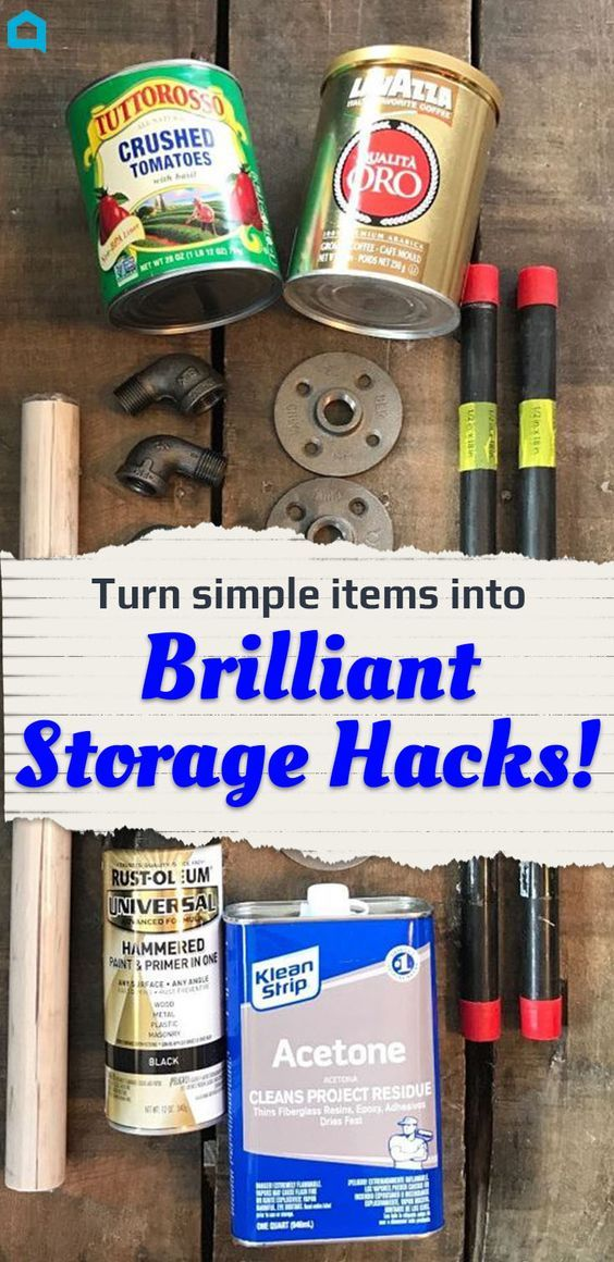32 Space Saving Storage Ideas That Ll Keep Your Home Organized Space Saving Storage Storage Home Organization