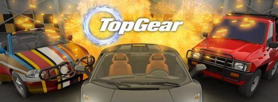 Portada por la incorporacion de Top Gear en Car Town.    09/08/2012