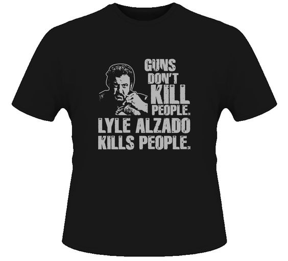 Lyle Alzado Los Angeles Oakland Raiders Football Player Tough T Shirt