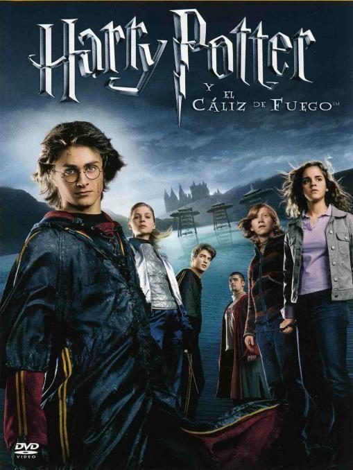 Harry Potter 4 El Caliz De Fuego 2005 Goblet Of Fire Fire Movie Movie History