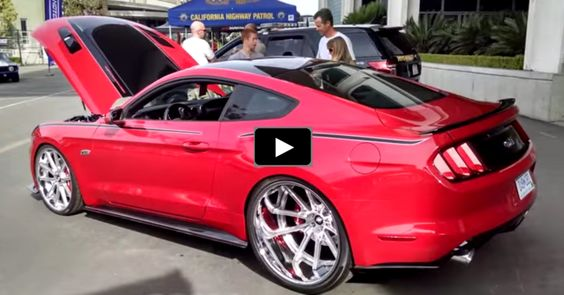 INSANE 2015 MUSTANG GT CUSTOM BY CGS MOTORSPORTS