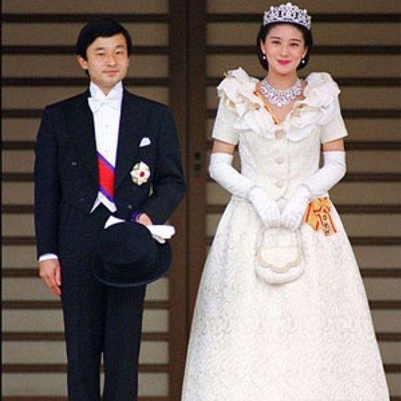 Сватбата на Нарухито, престолонаследника на Япония и Масако Owada, 9 юни 1993 г. - @ princess_monaco- #webstagram: