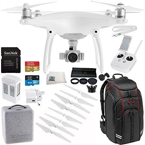 DJI Phantom 4 Drone + Complete Bundle OEM