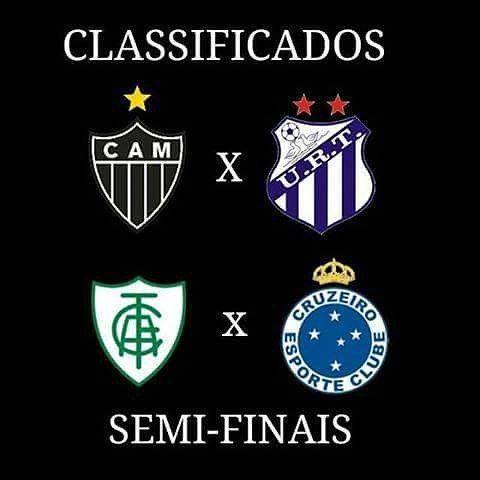 ESTES SÃO  OS QUATROS SEMI FINALITAS DO MINEIRO 2016.  _  #Galo #GaloDoido #VamosGalo #AtleticoMineiro #EuAcredito #aquiegalo #Robinho #pedalaqueelastremem #Mg #AquieGalo #Libertadores2016 #conmebol #YesWeCam #GaloForte #Mineiro2016 #CampeonatoMineiro #GaloForteVingador #GaloNaLibertadores #horto #independência #Caldeiraodogalo  #Mg #BH #Galão #PraCimaDelesGalo #ClubeAtleticoMineiro #9x2Eterno #7x2  #mariaeuseiquevocetreme by sempregalo13_oficial