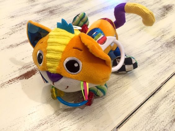 Check out this listing on Kidizen: Lamaze Mittens The Kitten via @kidizen #shopkidizen