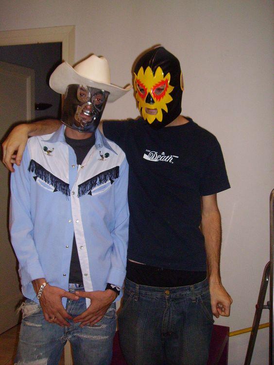 Amigos sin rostro