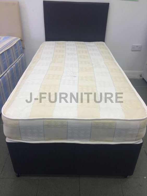 single divan beds beds and mattress on pinterest