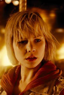 Silent Hill: Revelation 3D - When her father disappears, Heather Mason is drawn into a strange and terrifying alternate reality that holds answers to the horrific nightmares that have plagued her since childhood. (description copied from imdb.com) -- Can't wait