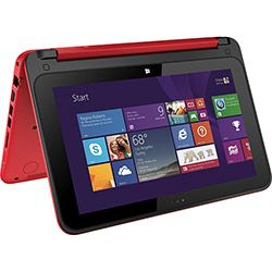 Notebook HP Pavilion x360 11-n025br Pentium 4GB 500GB 11.6 Windows 8.1