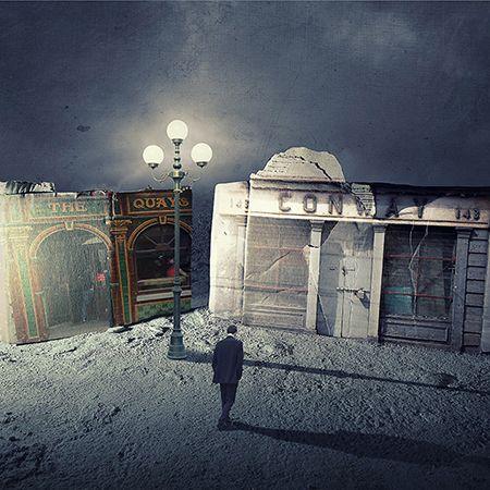 Les paysages imaginaires de Francesco Romoli !