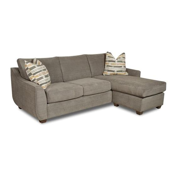 Nebraska Furniture Mart – Bauhaus Sofa Chaise